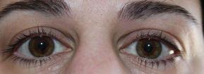 bare lashes
