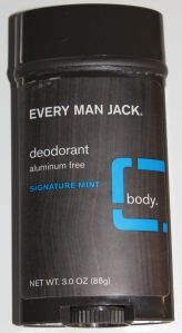 Every Man Jack deoderant in Signature Mint