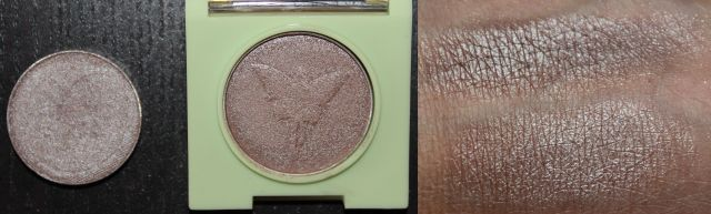 Left to Right/Top to Bottom: Makeup Geek Eye Shadow in Prom Night, Pixi Fairy Light Solo in Nude Nouveaux