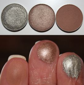 Shadow pans left to right: Charmed, Homecoming, Latte