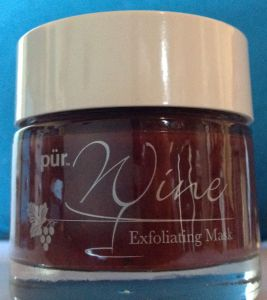 Pur Minerals Wine Exfoliating Mask