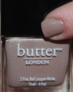 Butter London 3 Free Nail Lacquer in Yummy Mummy