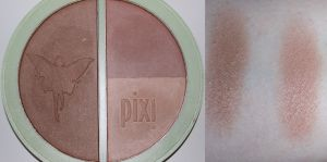 Pixi Bronze Sculpt Trio in Bronze Sculpt Swatches Left to Right: Large Bronze Half, Upper Right Third (most likely blush candidate for me)