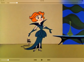 Screenshot Jetsons Episode 22, Miss Solar System