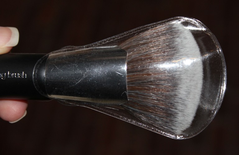 ELF Beautifully Bare Blending Brush (with case)