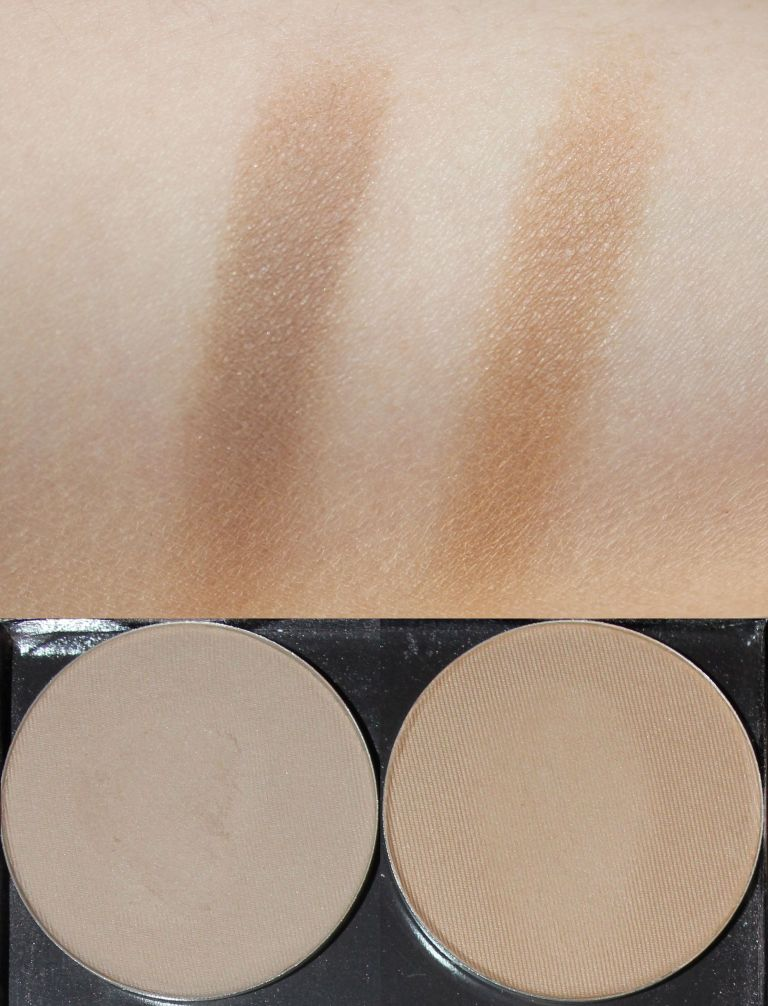 Makeup Geek Porcelain Contour Powders
