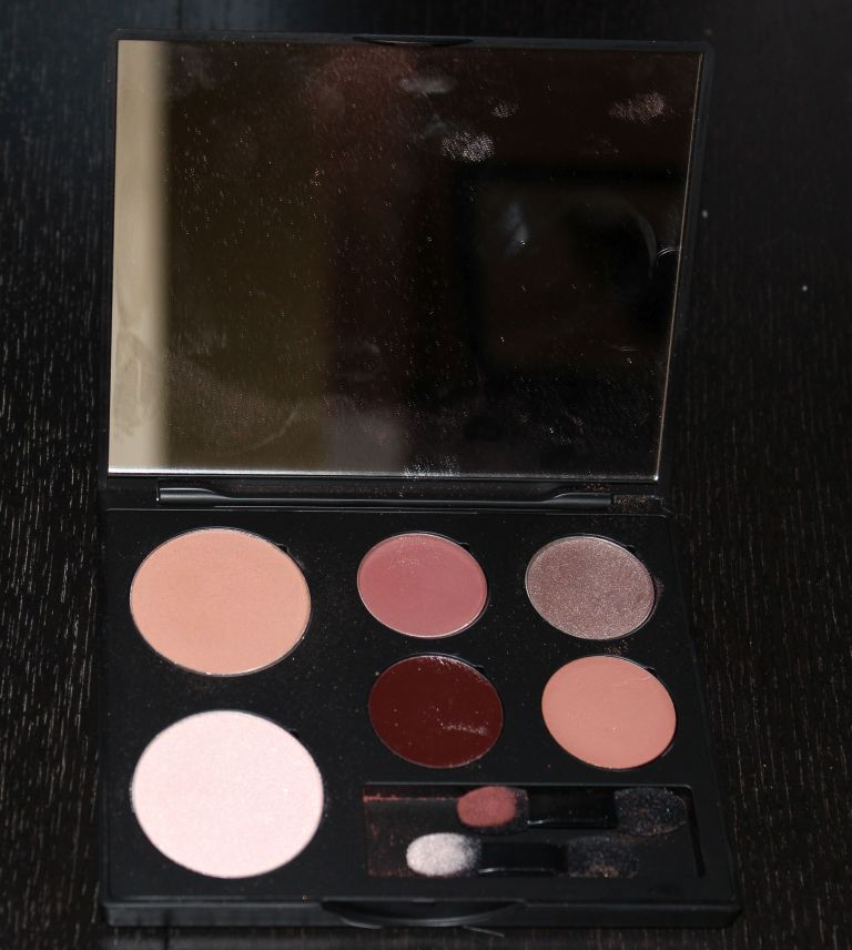 Cate McNabb Magnificent Mistress palette with mirror