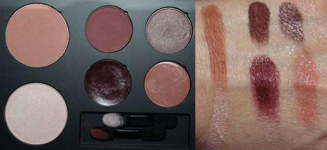 Cate McNabb Magnificent Mistress palette and swatches