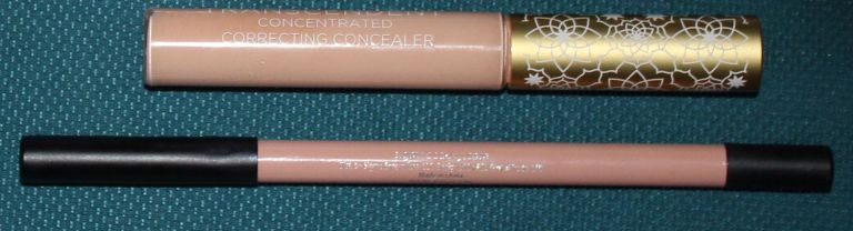 Pacifica Concentrated Correcting Concealer, Sigma Inner Rim Brightener in Final Touch