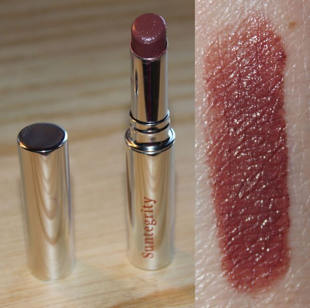 Suntegrity Lip C.P.R. in Plum Eclipse