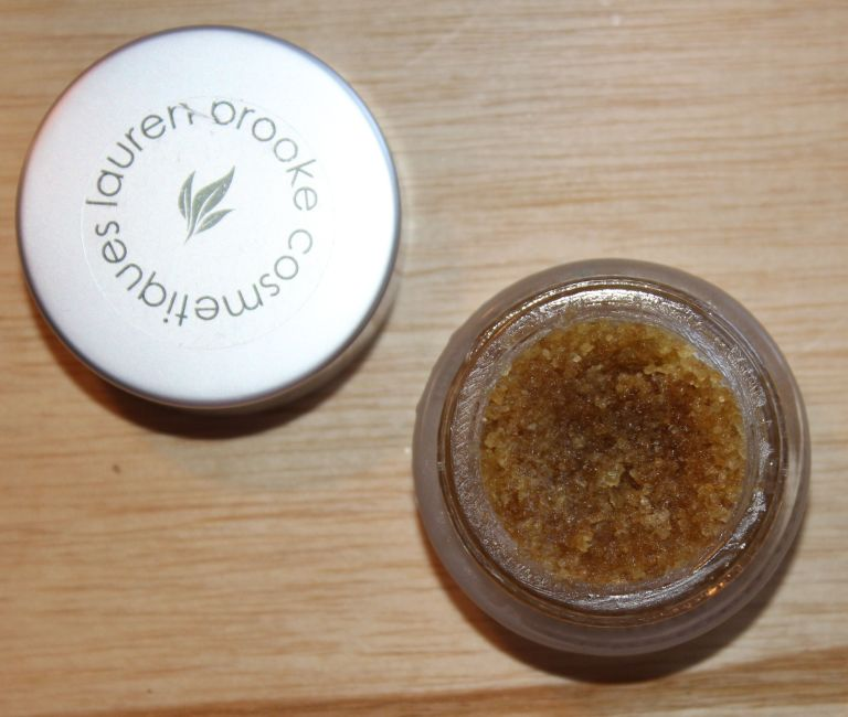 Lauren Brooke Sweet Chai Lip Scrub