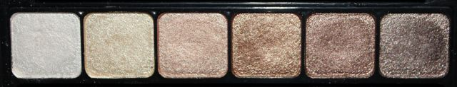 ELF Prism Eyeshadow Palette in Naked