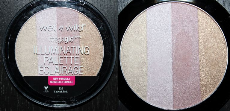 Wet N Wild Illuminating Palette