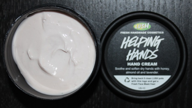 Lush Helping Hands Hand Cream