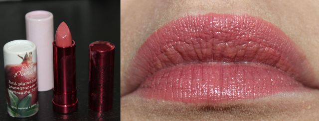 100% Pure Pomegranate Oil Anti-Aging Lipstick in Foxglove