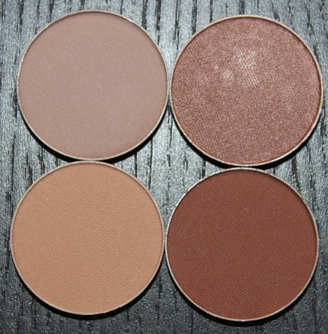 Makeup Geek Bandwagon, Lucky Penny, Cabin Fever, Bake Sale