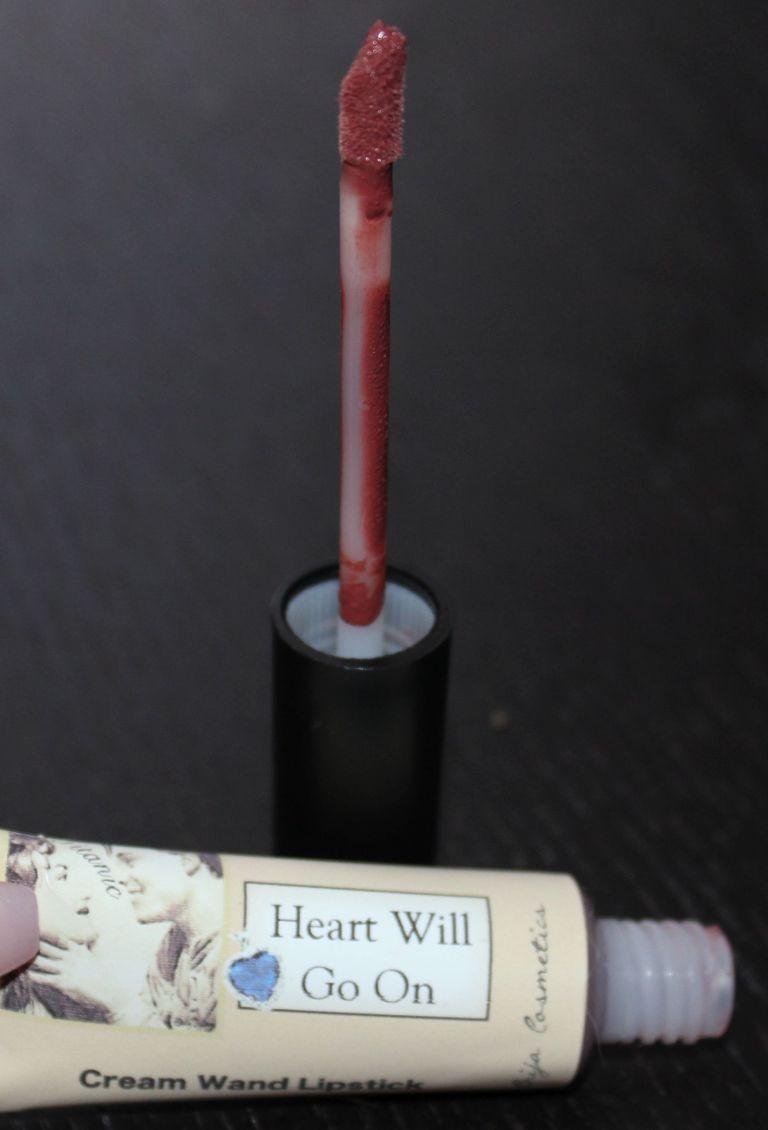 Brija Cosmetics wand lipstick