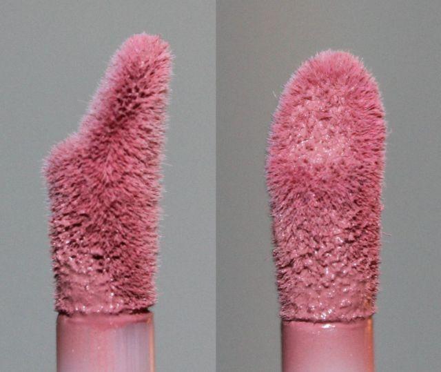 Jordana Sweet Cream Matte Liquid Lip Color applicator