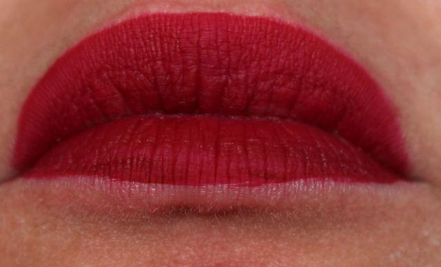 Jordana Sweet Cream Matte Liqiud Lipstick in Red Velvet Cake