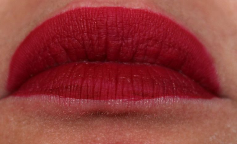 Jordana Sweet Cream Matte Liqiud Lipstick in Red Velvet Cake