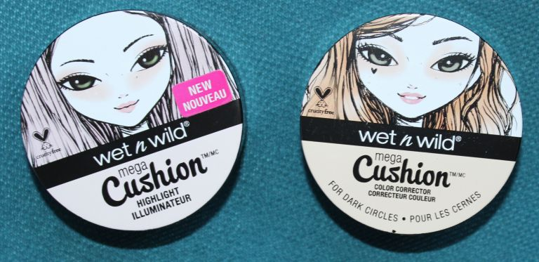 Wet n Wild Megacushions