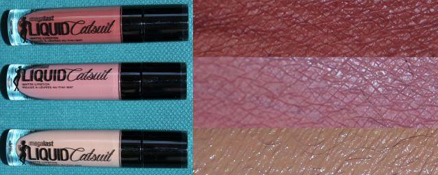 MegaLast Liquid Catsuit Matte Lipsticks