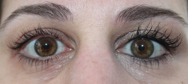 Eye of Horus BIO Lash Lifting mascara, Trish McEvoy Intense Gel Eye liner