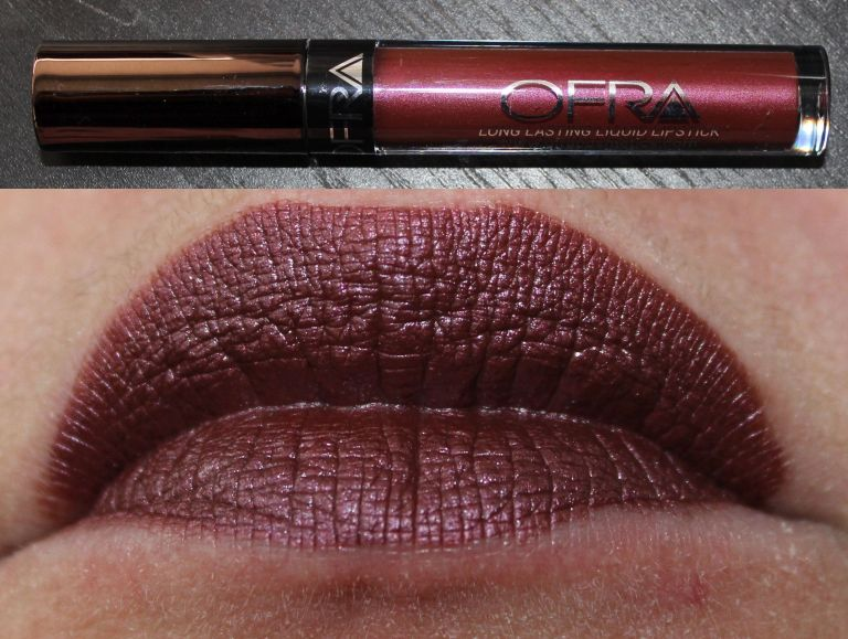 Ofra Lon Lasting Liquid Lip Stick in Tuscany