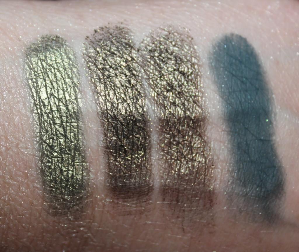 Syndey Grace green shadows