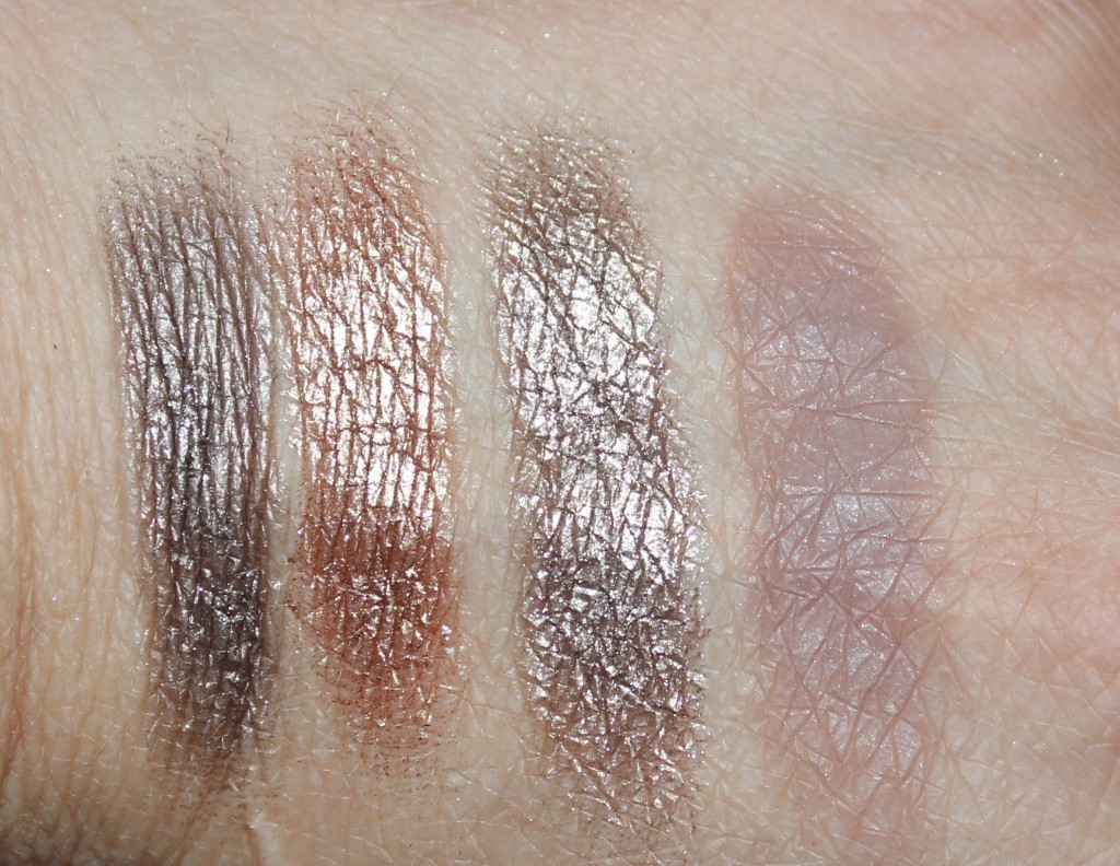 Syndey Grace taupe eyeshadows