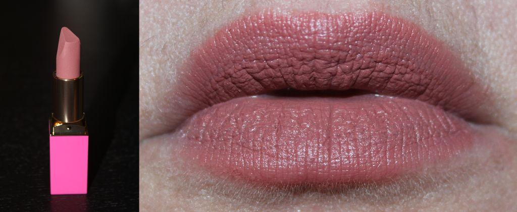 Juvia's Place #2020 lipstick lip swatch