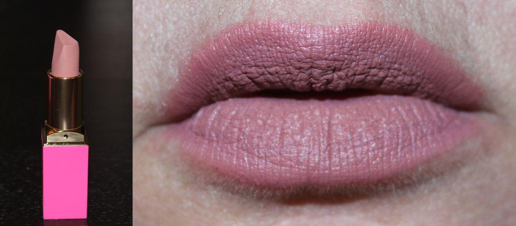 Juvia's Place Chic lipstick lip swatch